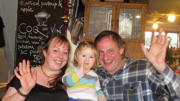 Mat, Tess, and Poppy