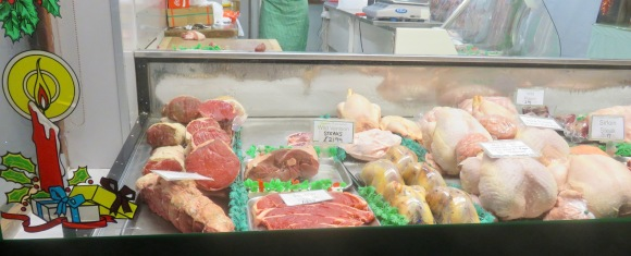 Butcher's window 1