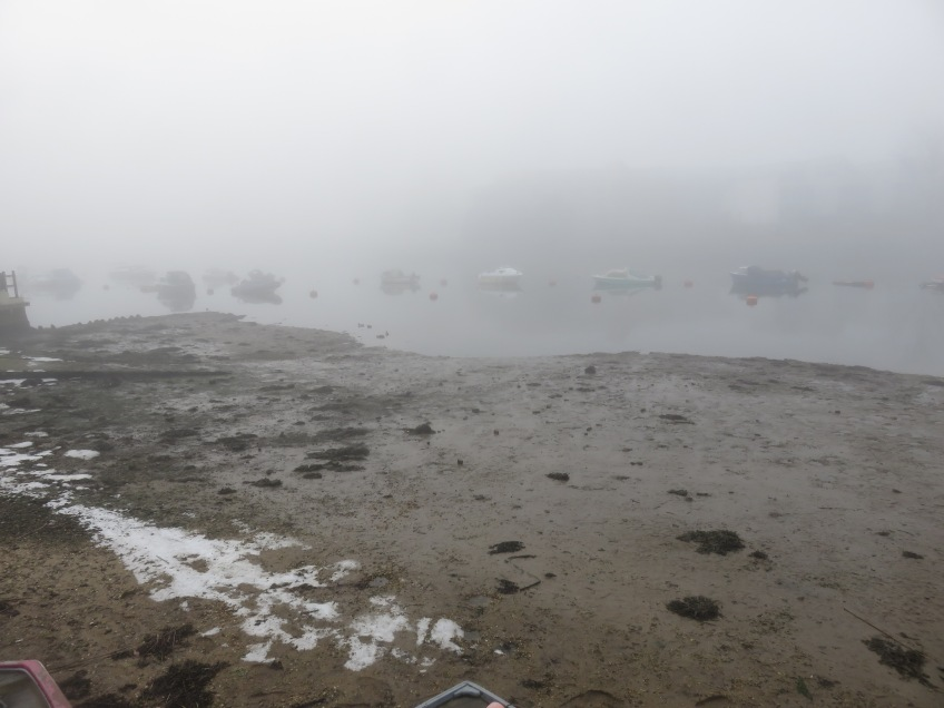 Boats in fog 3