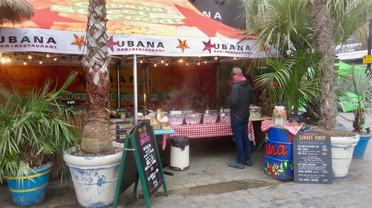 Cubana Street Food Bar