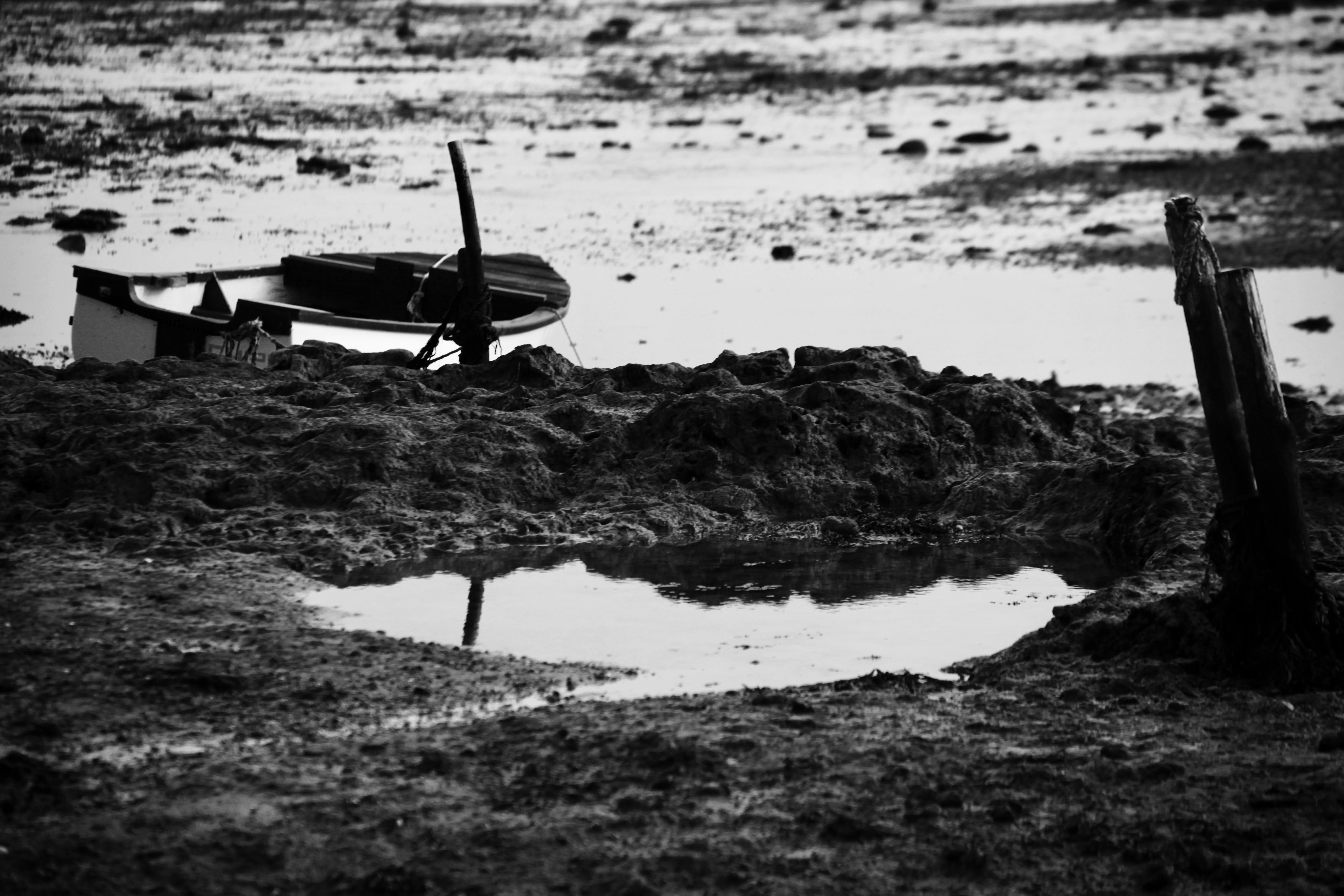 Beached boat 3