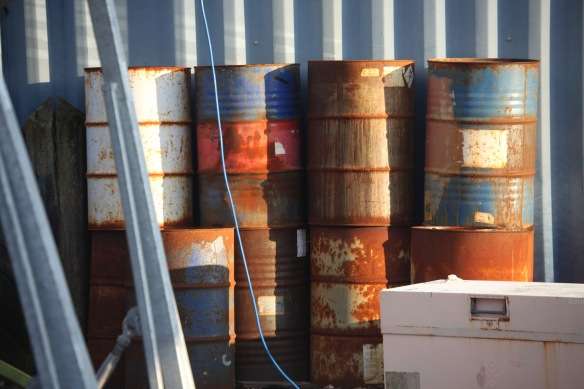 Container drums