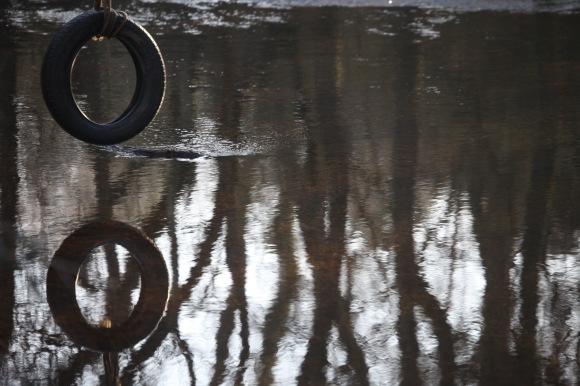 Tyre swing 1