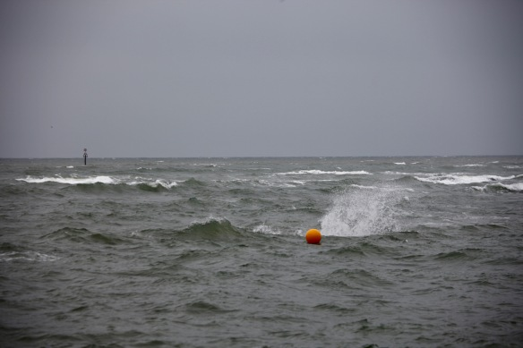 Waves and buoy 1