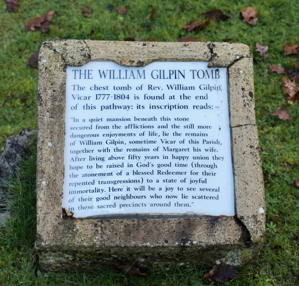 The William Gilpin Tomb