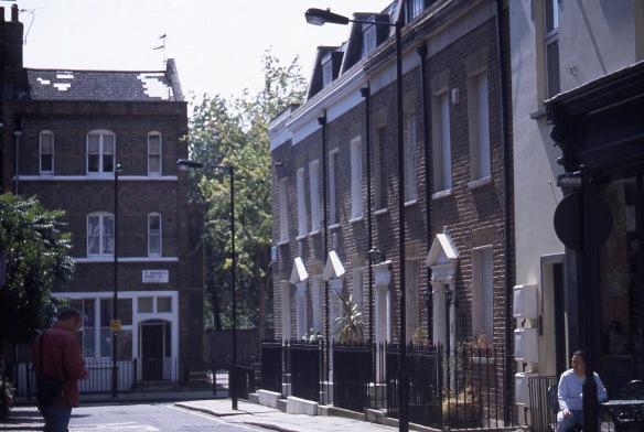 St Michael's Street W2 7.04