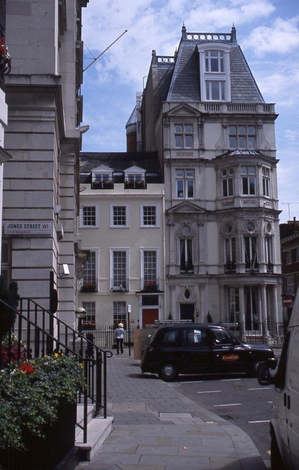 Jones Street W1 7.04