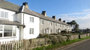 Coastguards' cottages