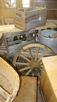 Gordleton Barn interior 3