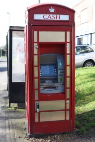Telephone box cash machine 2