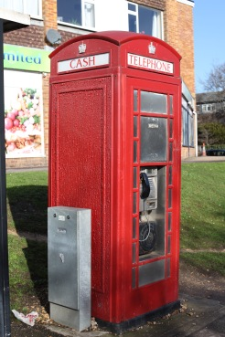 Telephone Box cash machine 3