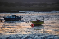 Boats at low tide 2