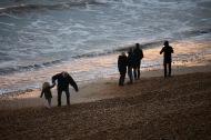 Group on beach 3