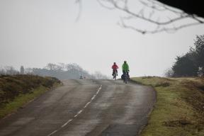 Cyclists 1