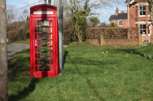 Telephone Box 2