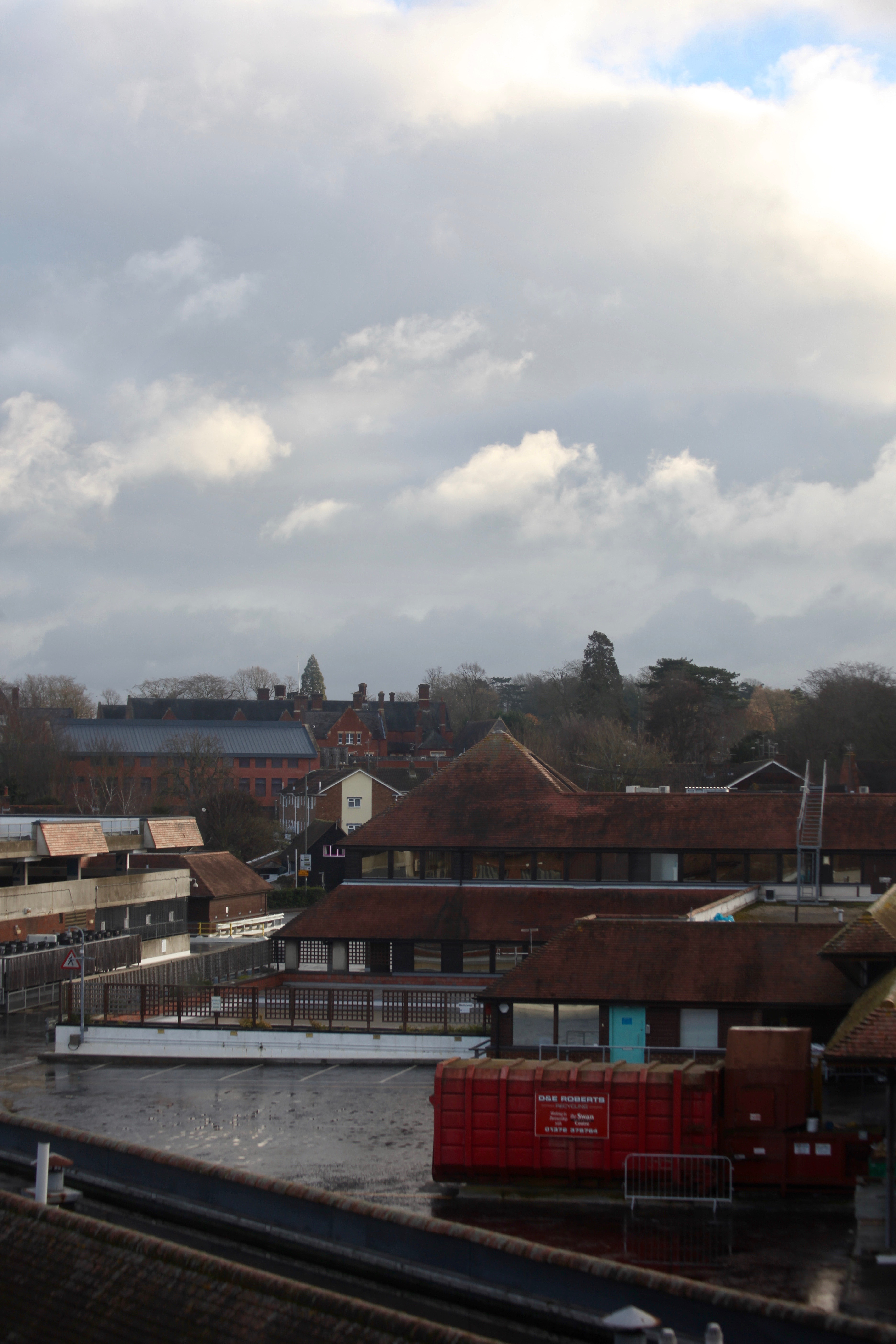 View from Travelodge window 1