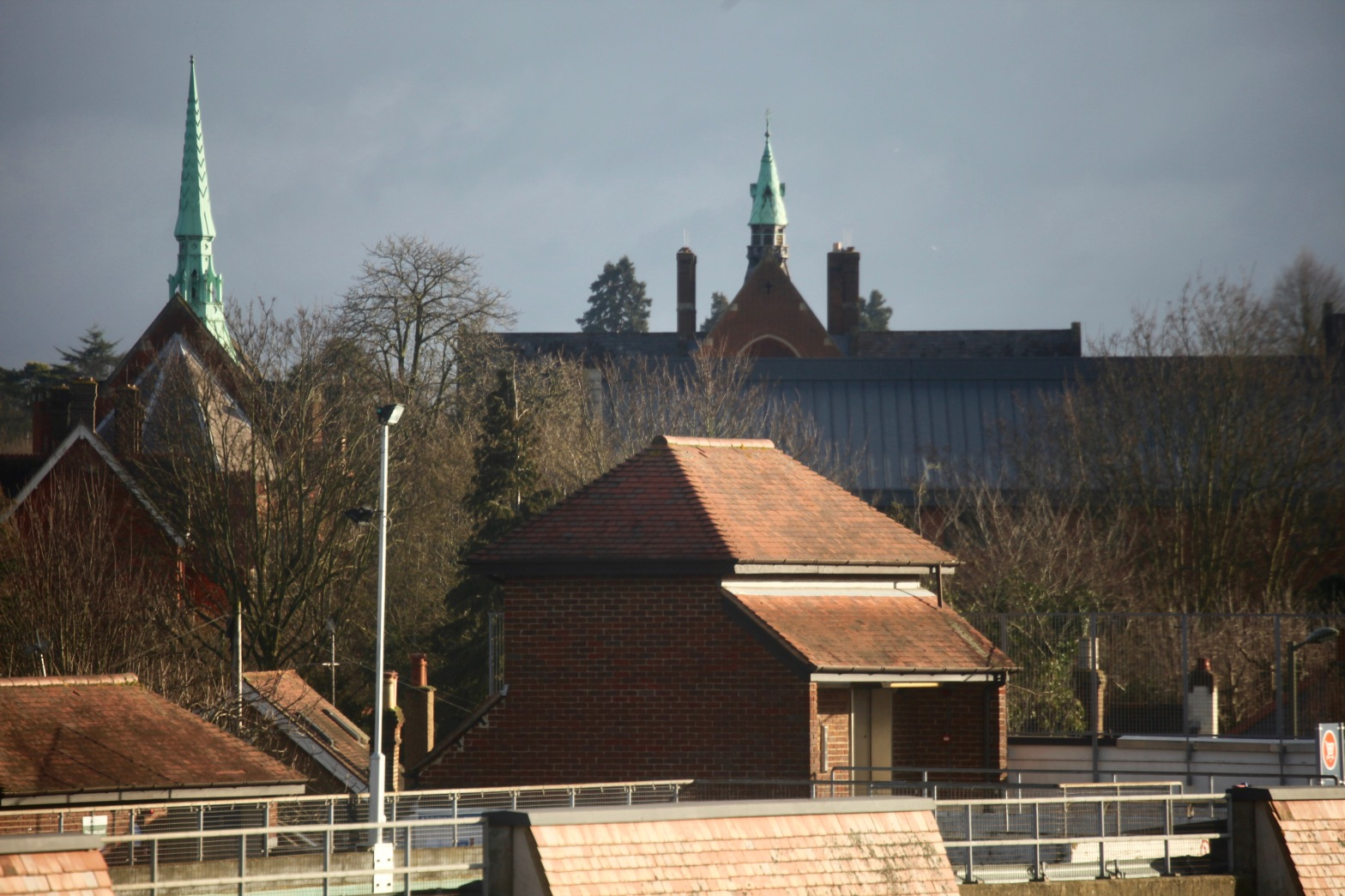 View from Travelodge window 4