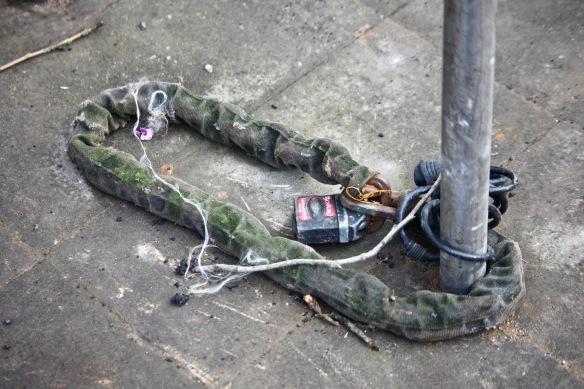 Bicycle lock
