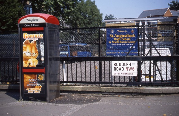 Rudolph Road NW6 7.04