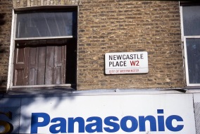 Newcastle Place W2 2
