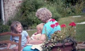 Louisa, Carole & Tom Littlechild 1