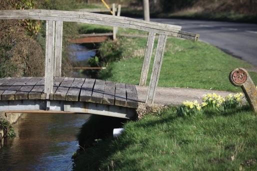 Bridges over stream 1