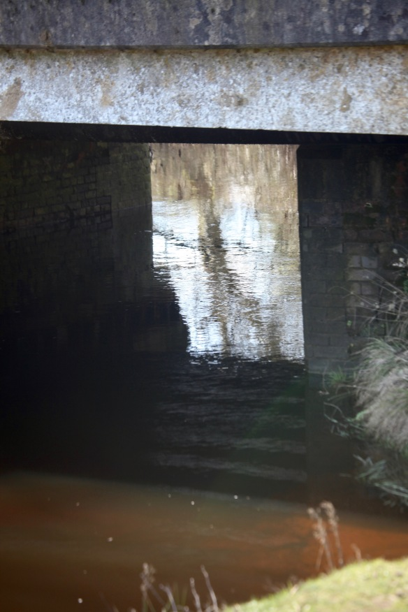 Water under bridge