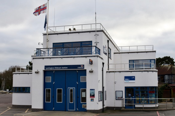 Lymington Lifeboat Station