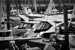 Moored boats 3