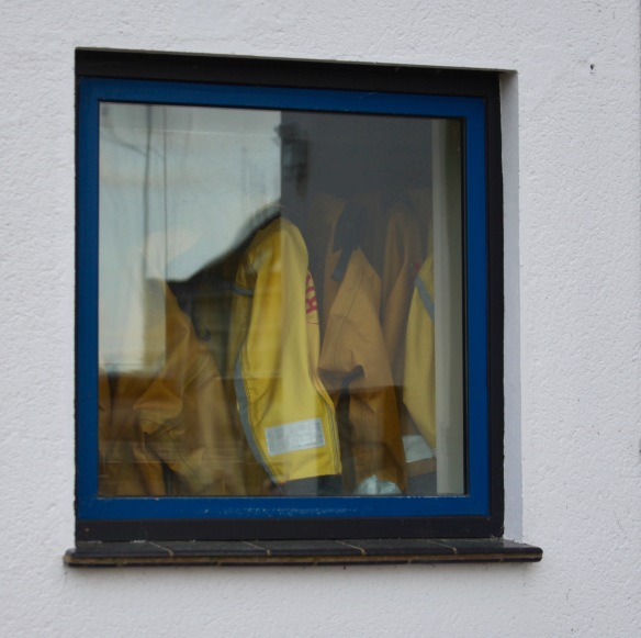Lifeboat jackets