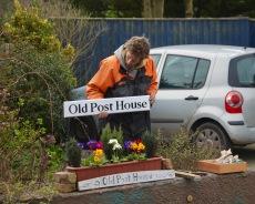 Aaron fixing house name 5