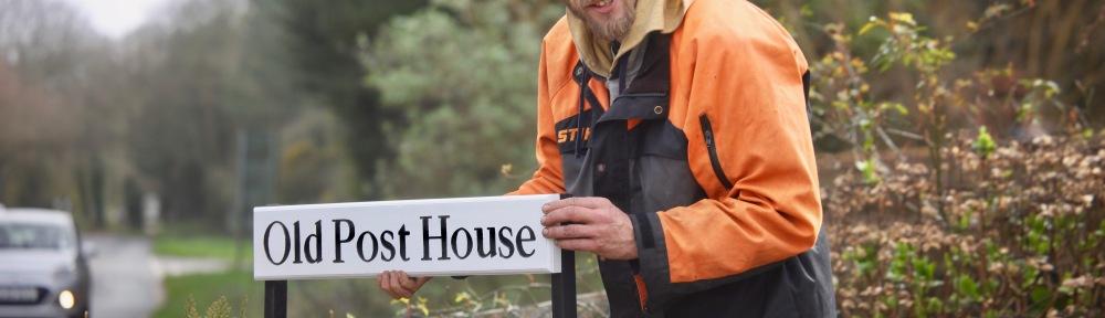 Aaron fixing house name 6
