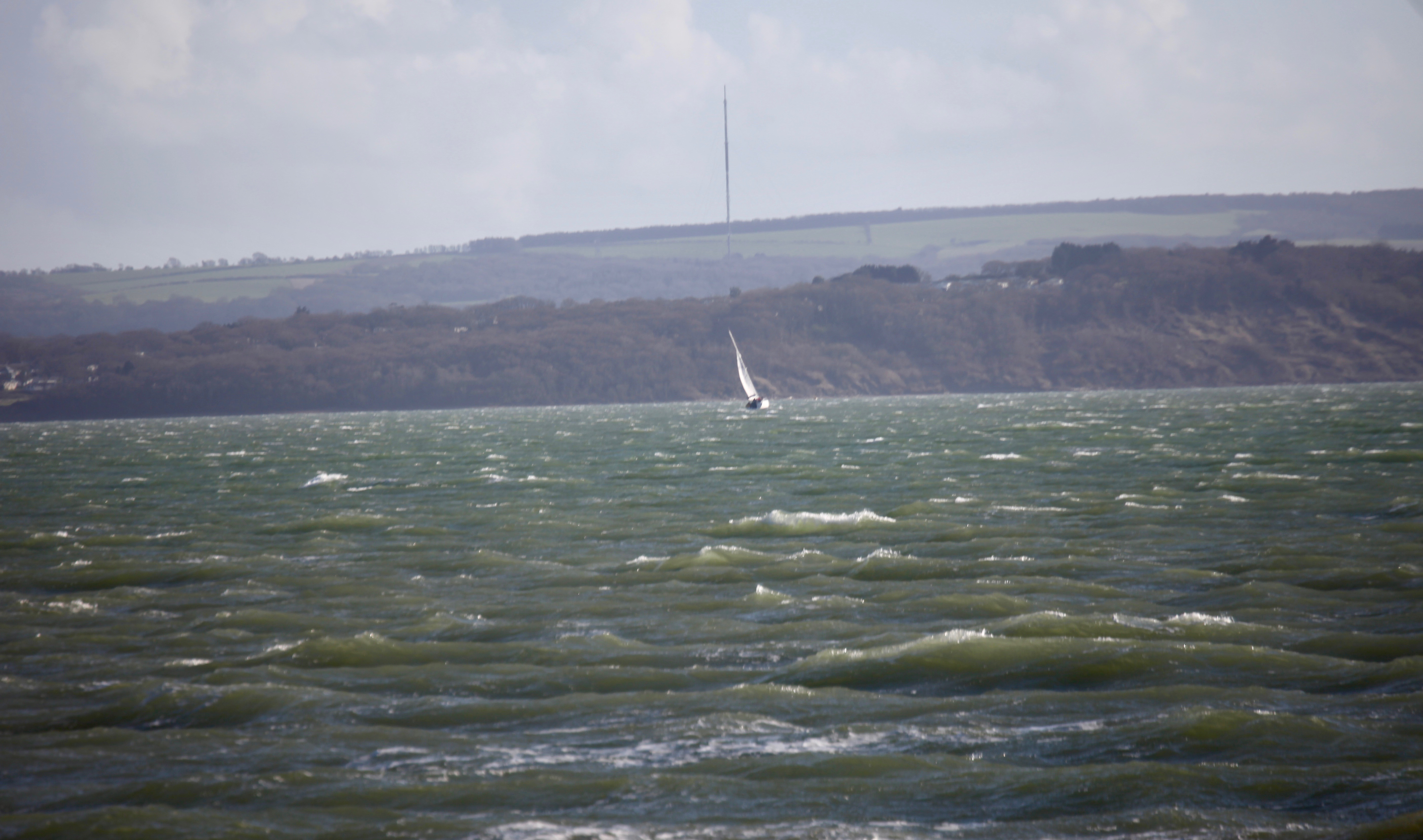 Yacht and Isle of Wight 1