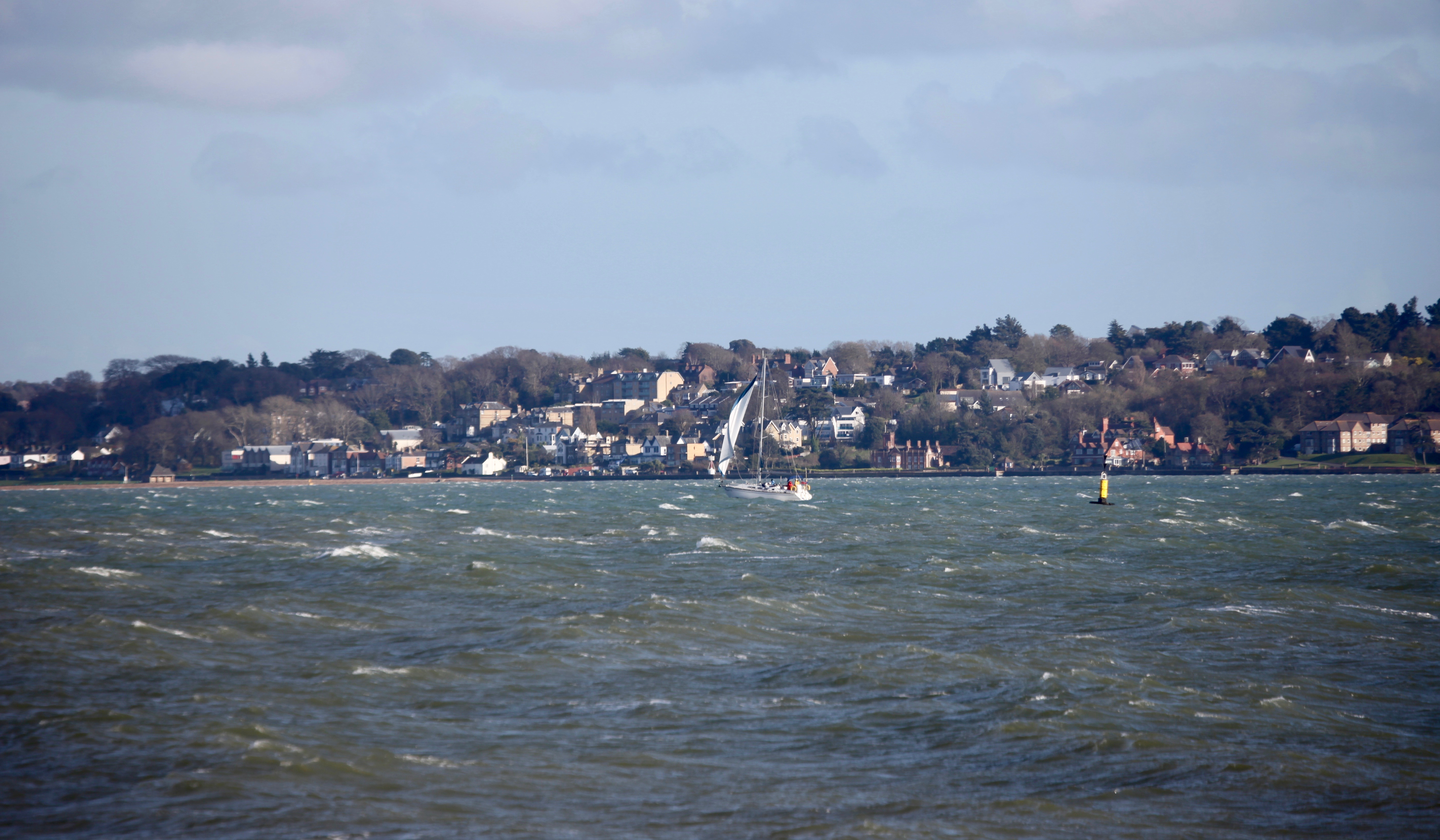 Yacht and Isle of Wight 2