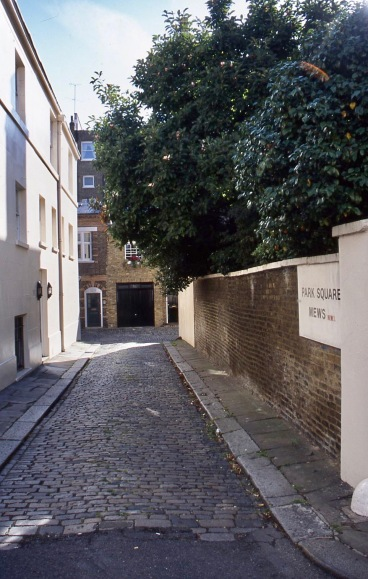 Park Square Mews NW1 8.04 2