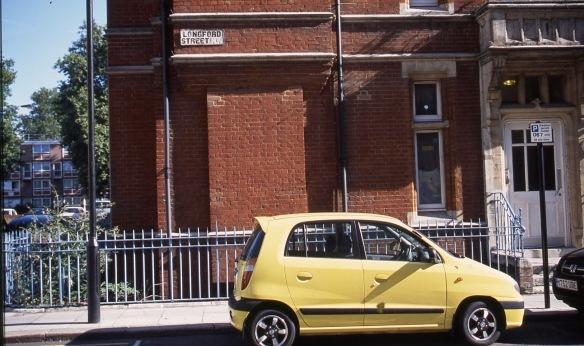 Longford Street NW1 8.04