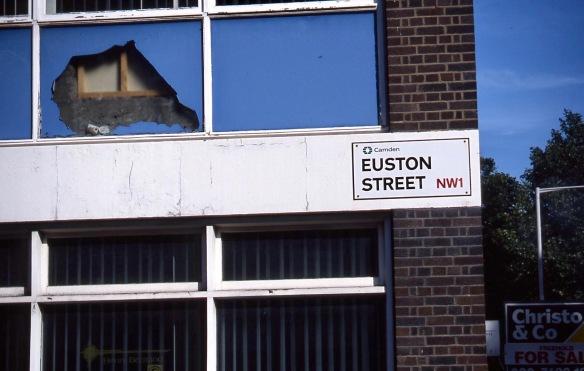 Euston Street NW1 8.04