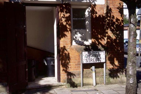 Dowrey Street N1 9.04