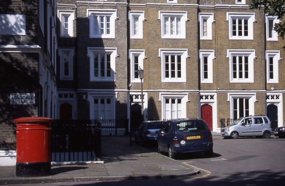 Lonsdale Square N1 9.04