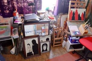 Margery's studio 2