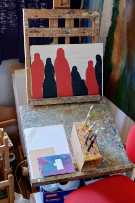 Margery's studio 1