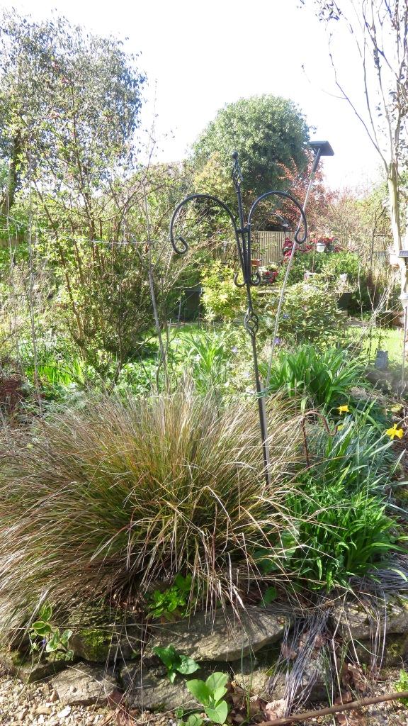 Garden across Margery's Bed