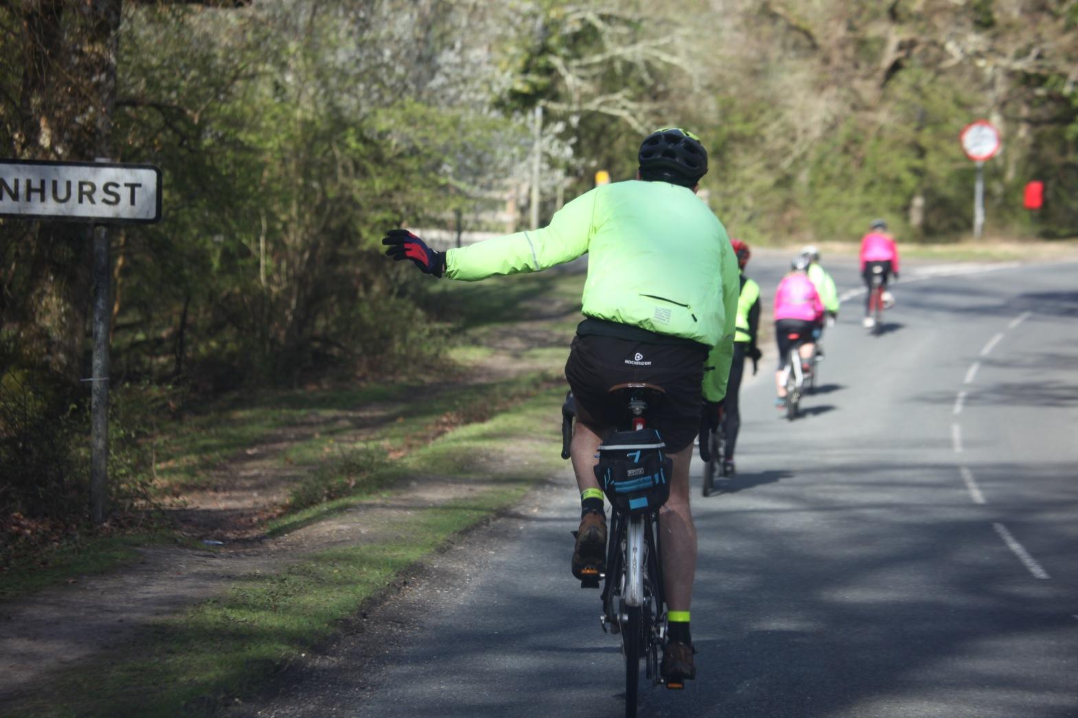 Cyclists 4