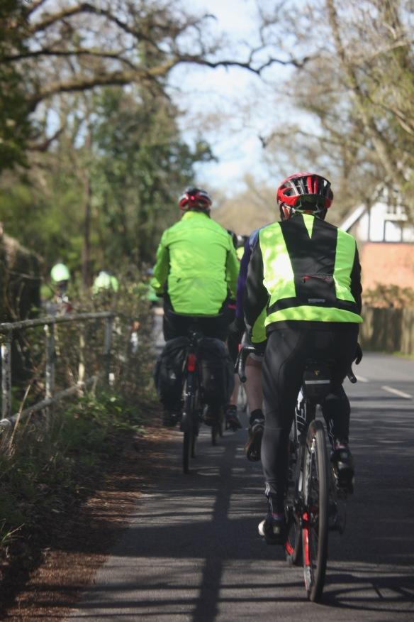 Cyclists 6