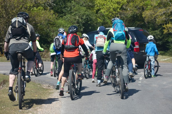 Cyclists 5