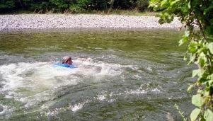 Sam swimming 8.92 1