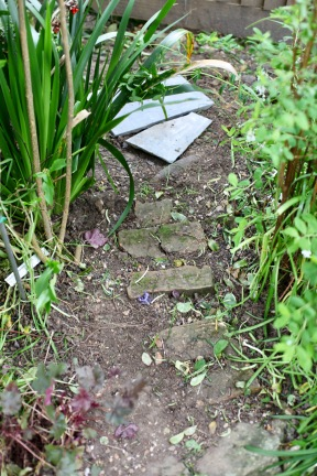 Dead End Path stepping stones 2