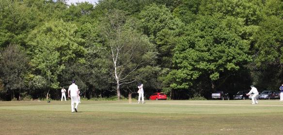 Cricket match 4