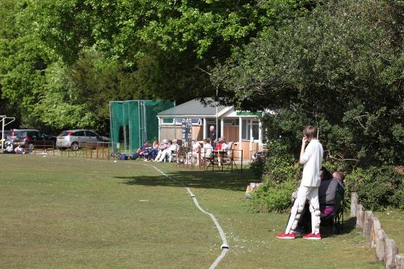 Cricket match 8