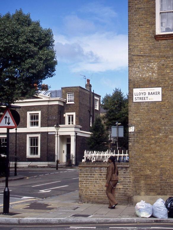 Lloyd Baker Street WC1 9.04